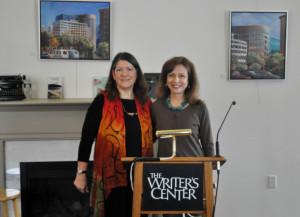 Katie Pickard Fawcett and Teresa Burns Murphy